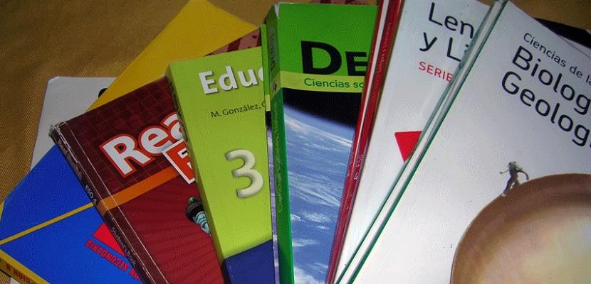 Lista De Libros De Texto Para El Curso 2017-18