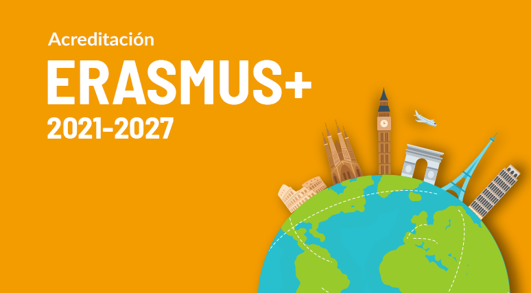 ¡Contamos Con La Acreditación Erasmus KA120!